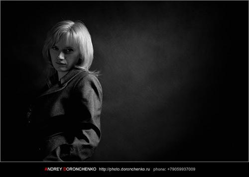 Фотограф Доронченко Андрей, Новокузнецк: ЧБ.