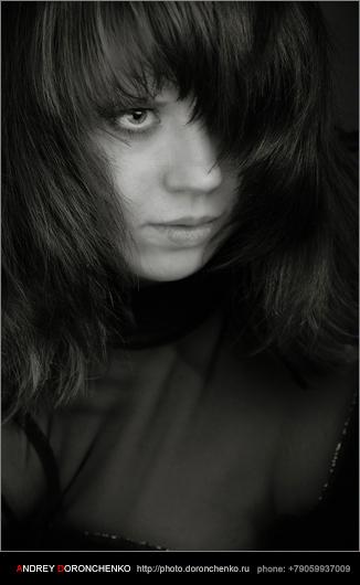 Фотограф Доронченко Андрей, Новокузнецк: Анастасия.