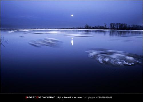 Фотограф Доронченко Андрей, Новокузнецк: Ледоход.