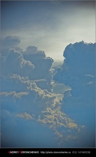 Фотограф Доронченко Андрей, Новокузнецк: облака