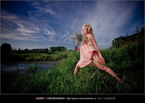 Фотограф Доронченко Андрей, Новокузнецк: Светлана (фотозатусили)