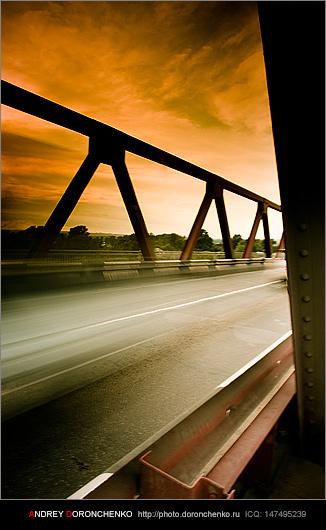 Фотограф Доронченко Андрей, Новокузнецк: мост