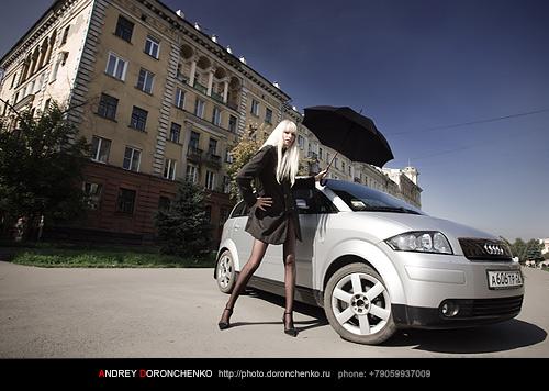 Фотограф Доронченко Андрей, Новокузнецк: Audi A6