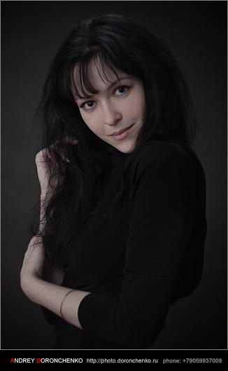 Фотограф Доронченко Андрей, Новокузнецк: Евгения.