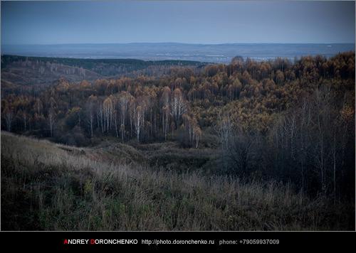 Фотограф Доронченко Андрей, Новокузнецк. Осенние зарисовки.