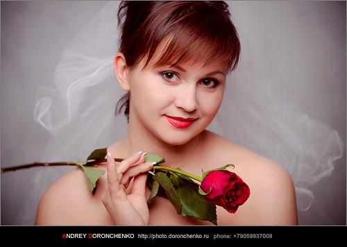 Фотограф Доронченко Андрей, Новокузнецк. Наталия.